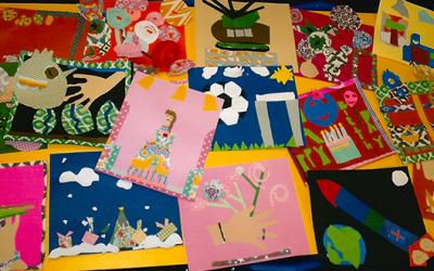 Artist in Residence – Swanson Elementary School