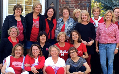 Kappa Alpha Theta Reunion October 10, 2015
