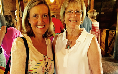 My mentor and friend—Diane Murphy