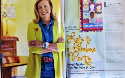 Omaha Magazine Feature: Late to a Fabulous Party
